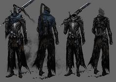 Images for news: Dark Souls screens, concept art feature Artorias of the Abyss content Dark Souls Armor, Dark Souls 2, Demon's Souls, Medieval, Armor Concept, Concept Art, Dark Souls Artorias, Character Art, Character Design