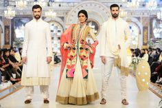 "Fahad Hussayn Pantene Bridal Couture Week 2013 ""The Great Mutiny"""