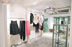 HO:CLAXTON in Johanna Ho Boutique - Hong Kong
