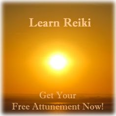 Learn Reiki. Get Your Free Attunement Now!