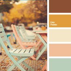 Color Palette #1502