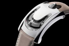 Laurent Ferrier and Urwerk finally showcase their joint submission for Only Watch 2017: The Arpal One
