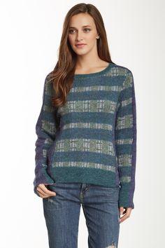 Checker Sweater