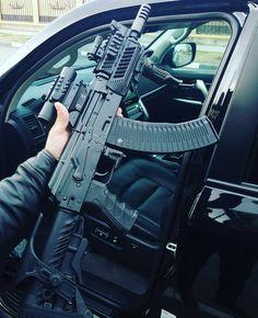 borzz:  Black AKS74u