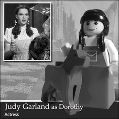 Lego everywhere: Use your imagination or play with celebrities