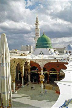 Beautiful Madinah طيبة مدينة رسول الله صلى الله عليه وآله وسلم ،، والمسجد النبوي !!