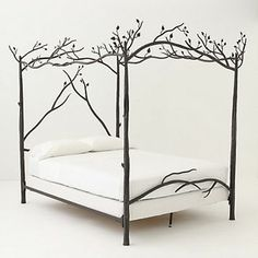 Forest Canopy Bed.......I WANT THIS SO BAD!