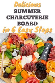 Charcuterie Recipes, Charcuterie Board, Big Tray, Appetizer Recipes, Appetizers, Pot Roast, Hot Sauce, Bacon, Clean Eating