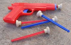 1000 Images About Old Toys On Pinterest Guns Space Age