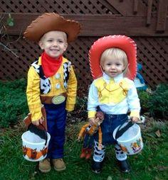 Woody, Toy story costume, carnival for kids - Disfraz Woody, carnaval para niños, disfraces de dibujos