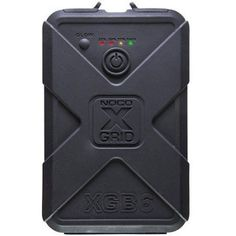 Noco XGrid 22 Wh Rugged USB Battery Pack, Black