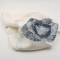 Delft design reimagined in the shape of a cabbage. Linen Napkins, Something Blue, Delft, Tea Towels, South Africa, Cabbage, Layout, Shape, Illustration