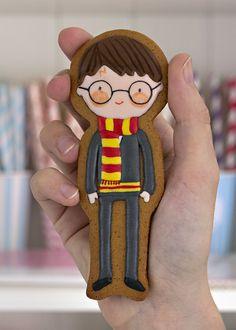 Cookie Harry Potter