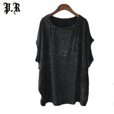 Harajuku T Shirt Women Ropa Mujer Camiseta Feminina Camisetas Y Tops t-shirt Roupas Femininas Rivet Punk Rock Women's Clothes
