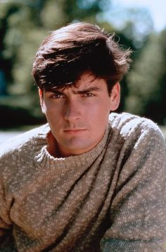 Charlie Sheen in Lucas. He was actually very attractive when he was younger