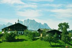 Bauernhof 1804827 in Fieberbrunn - Casamundo Hotels, Austria, Mountains, Nature, Travel, Cottage House, Naturaleza, Viajes, Destinations