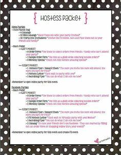 Hostess Packet  www.pureromance.com/michellesearfoss183029
