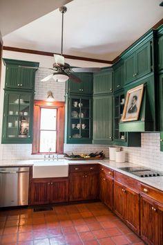 143 best vintage inspired kitchens images in 2019 kitchen ideas rh pinterest com