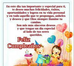 Feliz Birthday Wishes For Friend, Happy Birthday Messages, Happy Birthday Quotes, Birthday Greetings, It's Your Birthday, Birthday Cards, Happy New Year Gif, Happy B Day, Happy Wishes