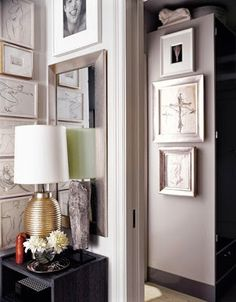 For the home:  Beautiful walls