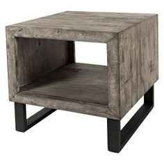 Jofran Mulholland Drive End Table - 1670-3