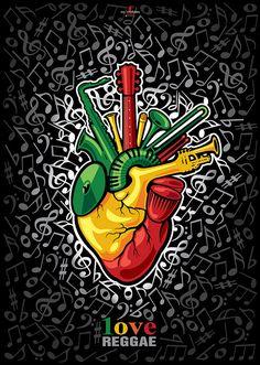 Listen to Music Reggae Ini - Ras Muhammad by Rasta Bettio on Art Rasta, Rasta Music, Arte Bob Marley, Ps Wallpaper, Graffiti, Jah Rastafari, Grafik Design, Oeuvre D'art, Rock And Roll