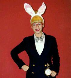 Beyonce y su disfraz que usó en  #Halloween