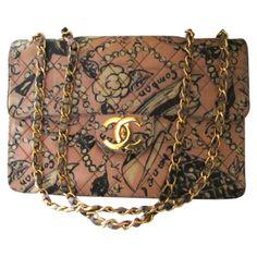 Vintage Bag  CHANEL dying