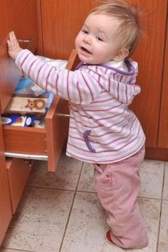 9 ways to baby-proof your home