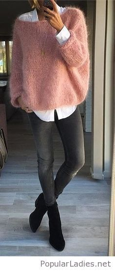 71 Best 스타일 images in 2019 | Casual outfits, Fall winter