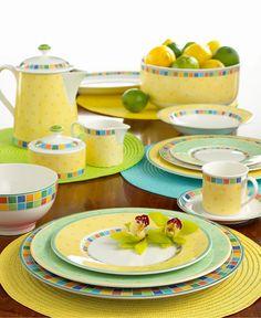 Villeroy & Boch - Twist Alea Dinnerware