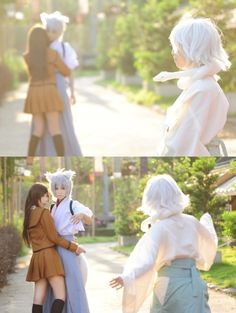 Tomoe (Kamisama Kiss) cosplay by YUEGENE. Tomoe is one of my fav anime characters and I must say this is the best cosplay of him I've seen so far ^-^