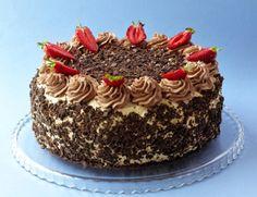 Norwegian Food, Norwegian Recipes, Cake Decorating For Beginners, Crazy Cakes, Recipe Boards, Let Them Eat Cake, No Bake Desserts, No Bake Cake, Tiramisu