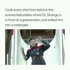Geek Discover The post appeared first on Marvel Memes. Marvel Comics, Marvel Funny, Marvel Avengers, Marvel Heroes, Dr Strange, Doctor Strange Quotes, Strange Gifts, Doctor Strange Comic, Dc Memes