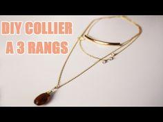 DIY collier de perles - Idées Perles et Bijoux avec youMAKEfashion - YouTube