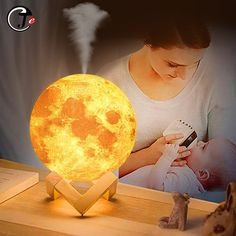 ❤️LIMITED STOCK & FREE Worldwide Shipping❤️ ⭐Not only are our Essential oil diffuser super adorable but they are one of the world's smartest humidifiers with ultrasonic and nano-mist technology designed to help you sleep sounder, breathe better, and keep your skin balanced. Essential oils can be added to the water to turn your humidifier into an aromatherapy diffuser. ⭐Easy to clean! They make a great bedside companion and are ideal for newborns, toddlers and pets. Aroma Essential Oil, Essential Oil Diffuser, Aromatherapy Diffuser, Usb, Air Freshener, Online Home Decor Stores, Cool, Lamp Light, Lights