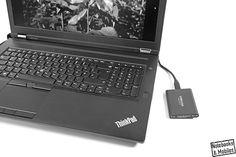 Kompakte externe Solid State Drives erweitern schnell und einfach knappen Speicherplatz in Laptops, PCs oder Smartphones. Ein besonders gelungenes Modell hat Samsung mit der Portable SSD T5 im Angebot. Der ausführliche Testbericht ist bei Notebooks & Mobiles erschienen: https://notebooks-und-mobiles.de/samsung-portable-ssd-t5-im-test