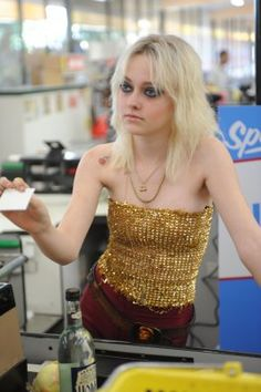 Dakota Fanning in The Runaways