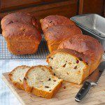 Newfoundland Raisin Bread - Rock Recipes - Rock Recipes