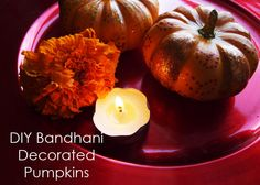 From Bandhani pumpkins to lights, here are 4 Diwali DIY ideas. Diwali For Kids, Diwali Diy, Tie Dye Crafts, Diwali Celebration, Pumpkins, Eco Friendly, Diy Projects, Vegetables, Diy Ideas