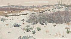The Last Snow at Branchville, 1897