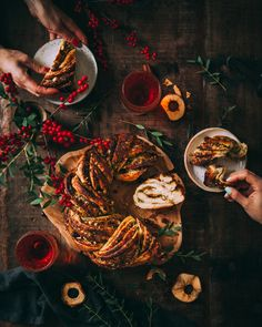 the curious bumblebee - autumncozy: By nordicfoodtales In China, Nature Vs Nurture, Christmas Bread, Christmas Preparation, Autumn Cozy, Deli, Fall Recipes, Food Porn, Instagram Christmas