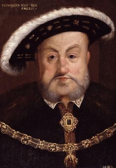 I CAN'T BELIEVE I'VE NEVER SEEN THIS ~ KING HENRY VIII BY HANS HOLBEIN THE YOUNGER
