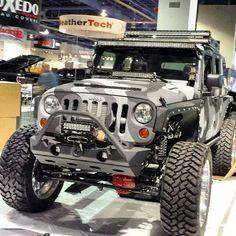 SEMA 2013 Jeep