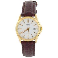 Casio Dress Gold Watch LTP1183Q-7A - http://www.specialdaysgift.com/casio-dress-gold-watch-ltp1183q-7a/