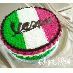 Vespa birthday cake