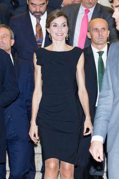 """Queen Letizia inaugurated the exhibition """"Zurbarán, Master of details"""" in Düsseldorf Kunstpalast"""