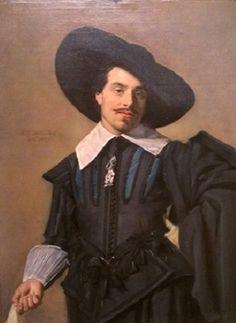 Cornelis Coning, 1630 (Frans Hals) (1583-1666) Alentown Art Museum, PA 1981.30