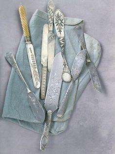 vintage cutlery