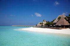 Staying at Anantara Kihavah Villas Maldives: Beach Of Anantara Kihavah Villas
